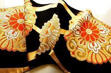 "*Obi-3B* Vintage Japanese Silk Kimono Obi Fabric (33.1"")"