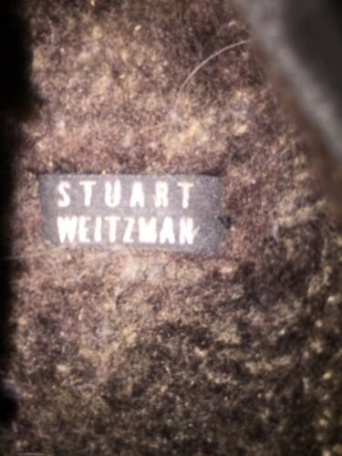 in Scarpe foderato pelliccia interno Ladies Weizman Stuart con nera TRq1ffYw