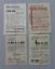 縮圖 2 - Anciens Livrets Pour Cinéma, Brochure Ou Programmes Main, Années 1964-65. 4 UD