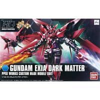 Bandai Gundam 1/144 13 Gundam Exia Dark Matter 186524
