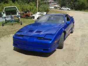 1986 Pontiac Trans Am Coupé (2 portes)