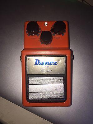 MIJ Ibanez PT9 (80's Model) Phaser Guitar Effects Pedal