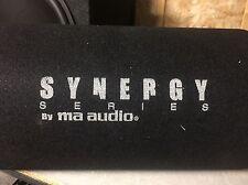 """NEW Old School Ma Audio BT10 Synergy 10"""" Bass Tube,Rare,NIB,NOS"""