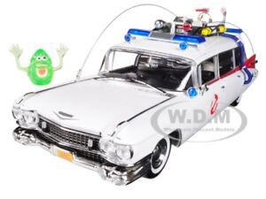 1959 cadillac ambulance ecto 1 ghostbusters 1 movie 1 18. Black Bedroom Furniture Sets. Home Design Ideas