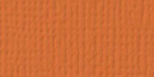 """American Crafts Textured Cardstock 12/""""X12/"""" Apricot 718813710312"""