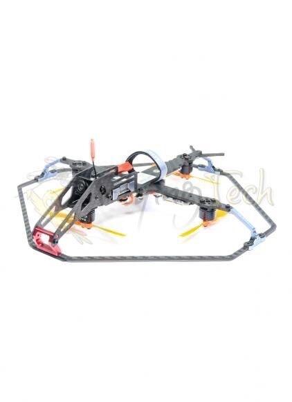 Tarojo 140 Interior FPV Racing quadricóptero con Naze FC ARTF-Reino Unido Stock