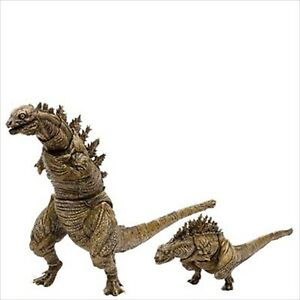 S-H-MonsterArts-2016-Second-amp-Third-Form-Figure-Set-Godzilla-Store-Limited-Color
