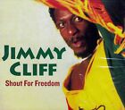 JIMMY CLIFF : SHOUT FOR FREEDOM / CD - NEU