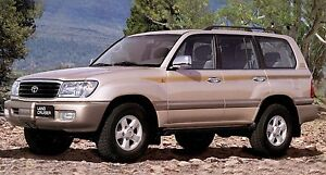 Exceptional Image Is Loading Toyota Land Cruiser 100 Series Body Decal Sticker