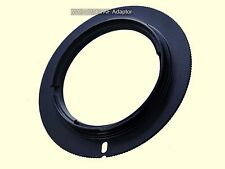 M42 Lens to Sony Alpha Camera Body Adapter for a77 a900 a950 a850 a550 UK SELLER