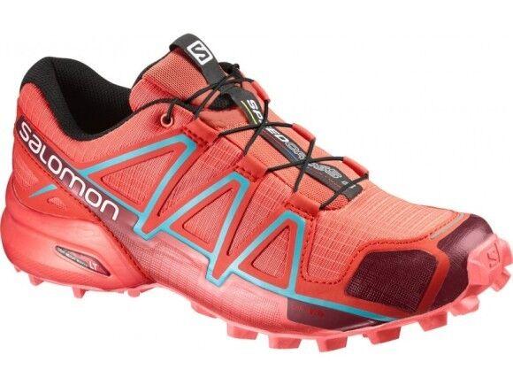 Gr 4 Schuhe DaSie Salomon 43 Speedcross Laufen Trail