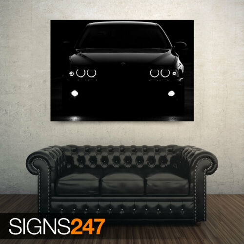 CAR POSTER Photo Picture Poster Print Art A0 A1 A2 A3 A4 BMW AA239