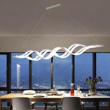 Lampadario A Led Moderno.Led Lampada A Sospensione Regolabile In Altezza Luce Lampadario Da Pranzo 60w