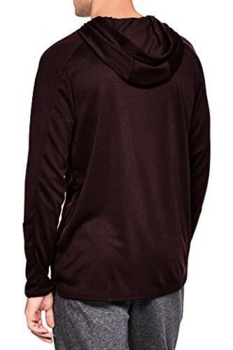 Pick SZ//Color. Under Armour Apparel Mens Lighter longer Pull Over Hoodie