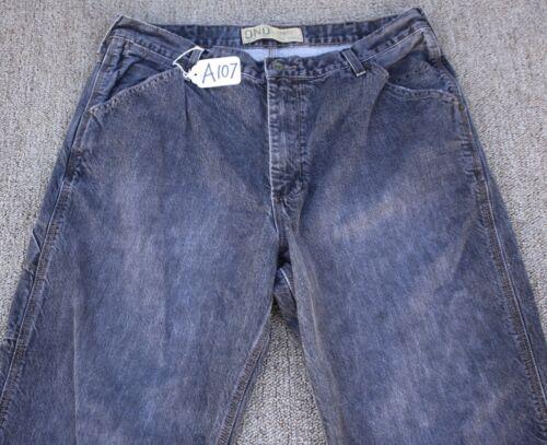 X marine L33 A107 Jean pour W36 hommes ancien Pantalon No Tag YqPxnFn