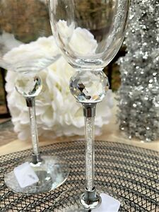 Hand-Made-Champagne-Flute-and-Wine-Glass