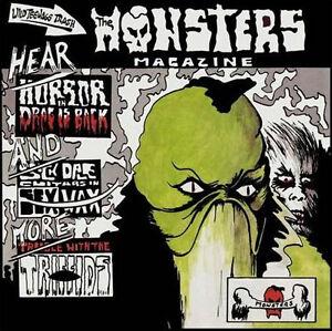 THE-MONSTERS-THE-HUNCH-VOODOO-RHYTHM-RECORDS-12-034-LP-VINYLE-VERT-NEUF-NEW-VINYL