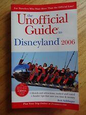 Unofficial Guides: Disneyland 113 by Bob Sehlinger (2005, Paperback, Revised)