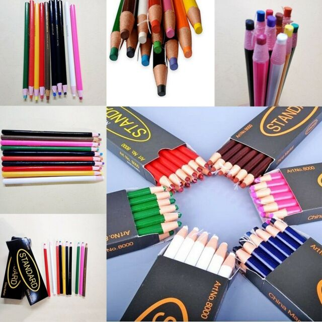 China Marker Chinagraph grease wax Pencil non toxic glass metal wood leather AVV