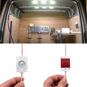 Car-Light-Kit-Interior-White-10-LED-for-LWB-Van-Sprinter-Ducato-Transit-UK