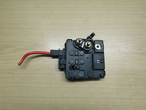 mercedes s class w220 battery cable fuse box cable connector fuse box wire image is loading mercedes s class w220 battery cable fuse box