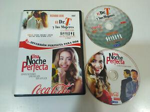 Una-Noche-Perfecta-El-Dr-T-y-las-Mujeres-DVD-Espanol-English-Region-2