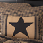 BLACK-CHECK-STAR-QUILT-SET-amp-ACCESSORIES-CHOOSE-SIZE-amp-ACCESSORIES-VHC-BRANDS thumbnail 42