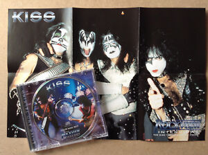 KISS-The-Rockview-Interviews-Alive-amp-Talking-Rare-Interview-Disc-CD-1996