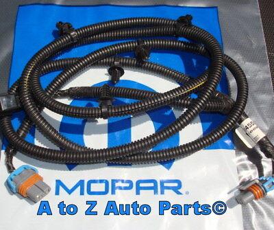 NEW 2003-2008 Dodge Ram 1500-3500 Fog Light / Fog Lamp Wiring, OEM Mopar |  eBayeBay