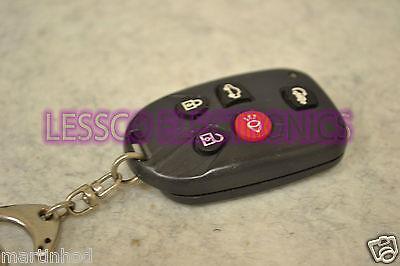 Programming Auto Command Start ELGTX4 5 Button Transmitter Remote
