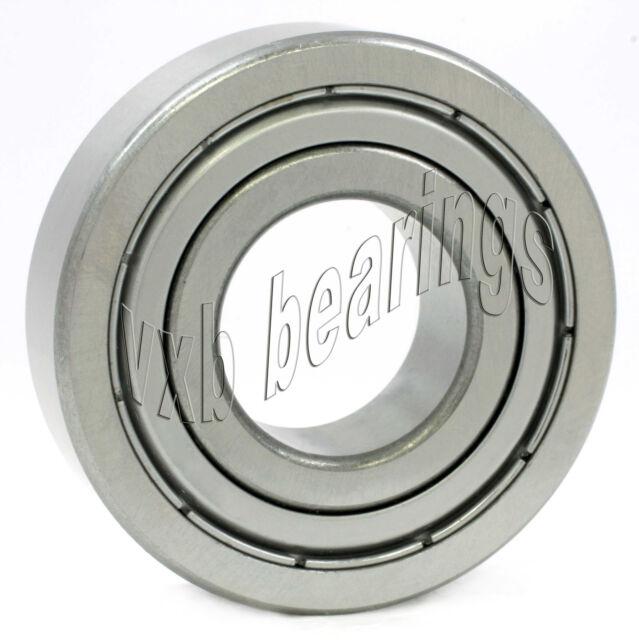 626-Z Radial Ball Bearing Double Shielded Bore Dia 6mm OD 19mm Width 626Z 626ZZ