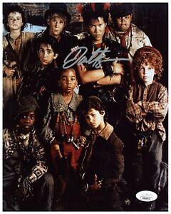 """Dante Basco Autograph Signed 8x10 Photo - Hook """"Rufio"""" (JSA COA)"""