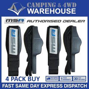 msa 4x4 fridge tie down kit - 4 piece - ftd25 - waeco arb engel dometic