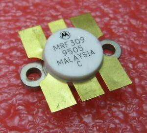 Motorola-MRF309-RF-Power-Transistor-50W-450MHz-NPN-Silicon-Si-NOS-Qty-1