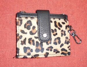Urban-Outfitters-Deena-amp-Ozzy-Leopard-Calf-Hair-amp-Black-Leather-Mini-S-O-NEW