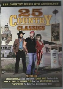 25-COUNTRY-CLASSICS-DVD