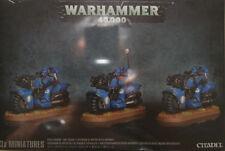 Warhammer 40K: Adeptus Astartes: Space Marine: Bike Squad  NEW
