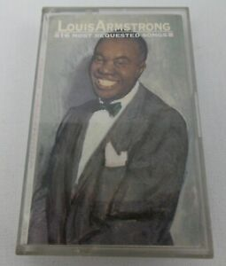 Louis-Armstrong-16-Most-Requested-Songs-Album-on-Cassette-Tape-476718-4