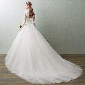 Langarm Brautkleid Hochzeitskleid Kleid Braut Spitze Babycat collection BC625