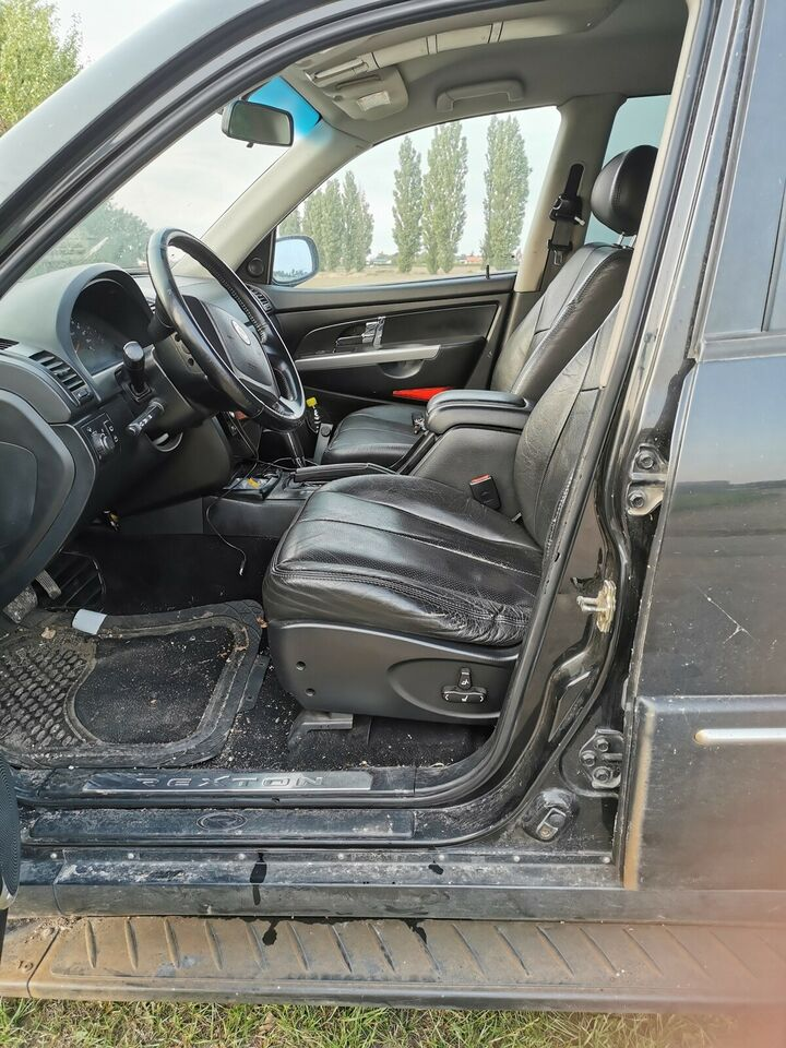Ssangyong, Rexton, 2,7 Xdi Spirit aut. Van