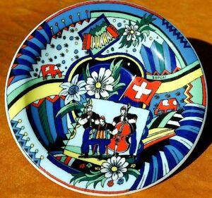 TRIO-BOPLA-Unterteller-BOPLA-Porzellan-Fondue-Plausch