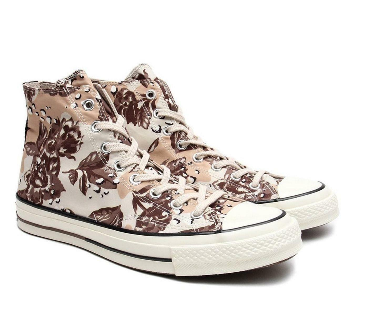 Converse 1970's 70 Hi Floral Chuck Taylor All Star Sneaker pink Mayflower 148553