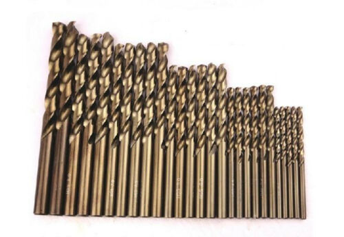 """2pcs 4.2mm 0.165/"""" HSS-Co M35 Straight Shank Twist Drill Bits For Stainless Steel"""