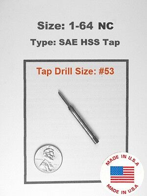 4-48 NF #4 x 48 TPI Tap HSS Greenfield Morse Butterfield others sae std