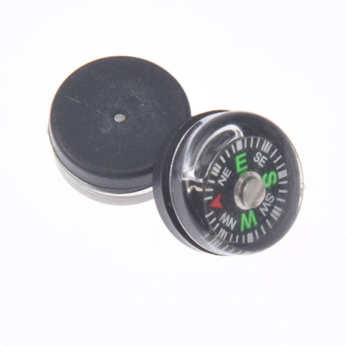 12pcs 12mm compasses portable handheld outdoor emergency survival compass N HF