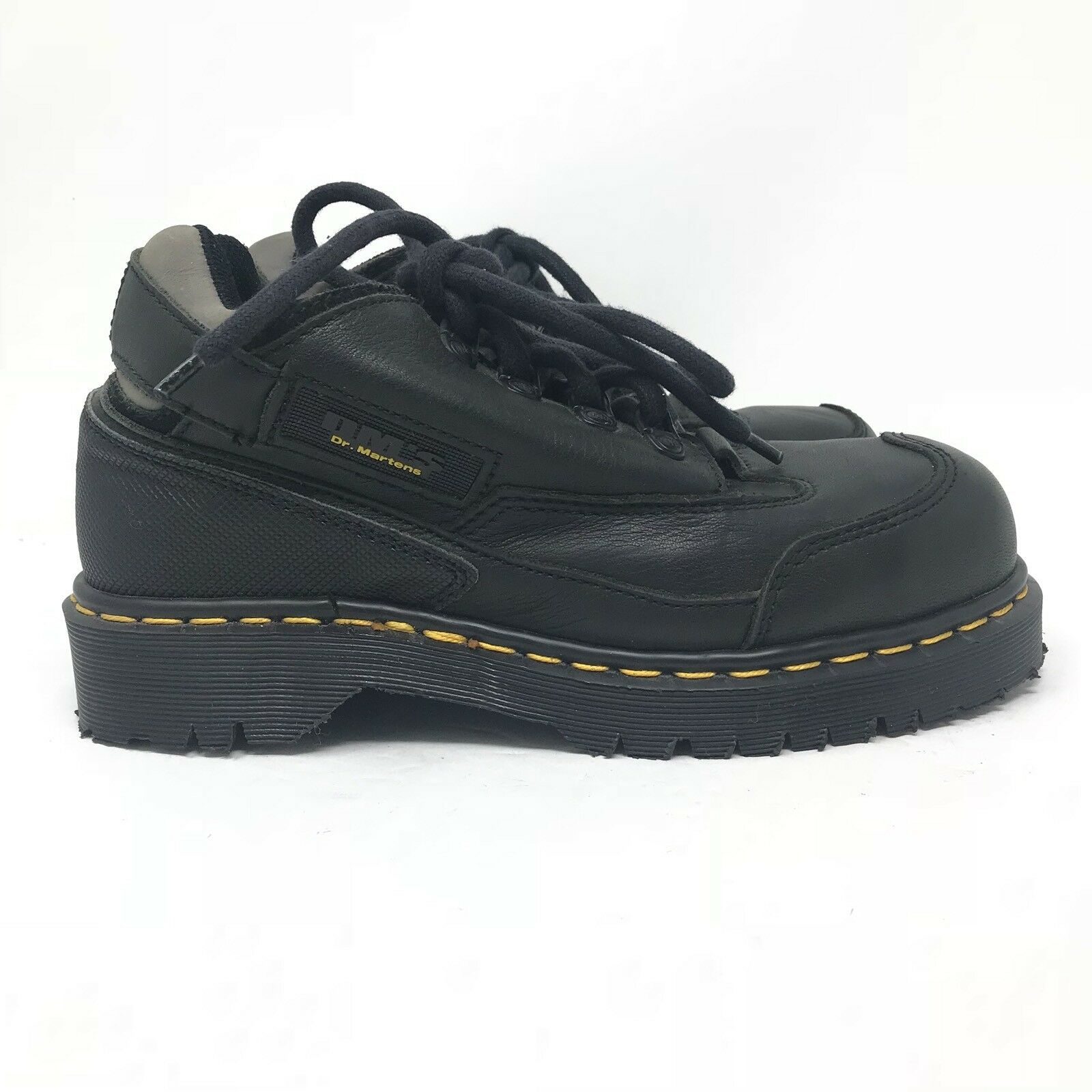 Dr. Martens Steel Toe Safety shoes Boot Slip Resistant Size 6 Made in England New