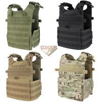 Condor Gunner Lightweight Tactical Molle Vest Plate Carrier -all Colors
