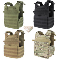 Condor Gunner Lightweight Tactical Molle Vest Plate Carrier -all Colors