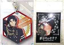Seraph of the End Metal Charm Guren Ichinose Owari no Serafu Shueisha License NW