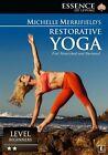 Michelle Merrifield - Restorative Yoga (DVD, 2015)